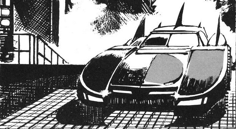 Dossier - La Batmobile à travers les âges 14