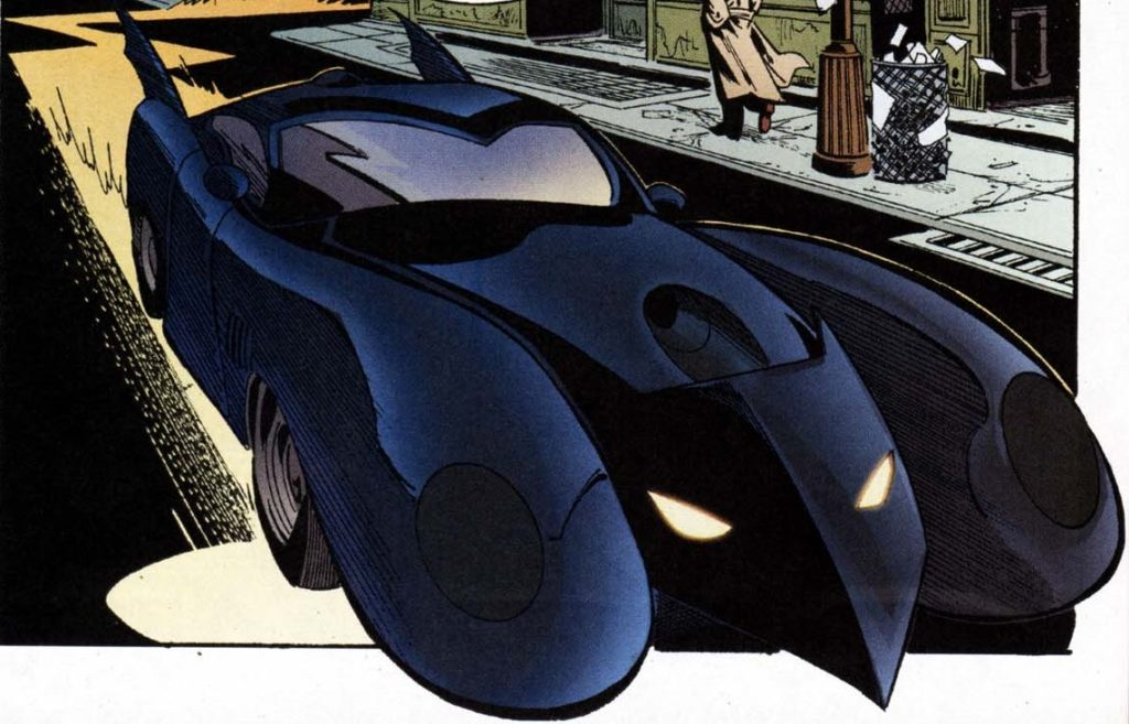 Dossier - La Batmobile à travers les âges 19