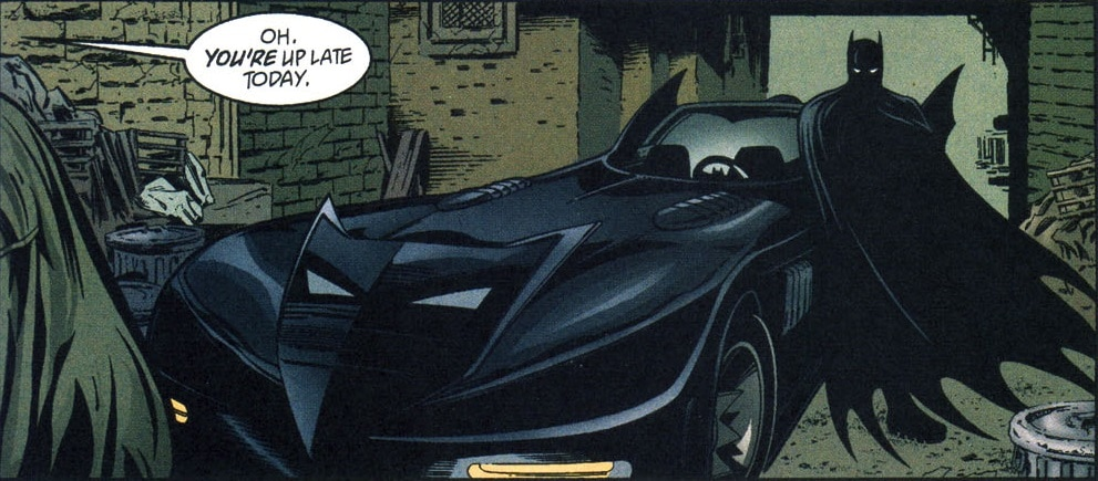 Dossier - La Batmobile à travers les âges 24