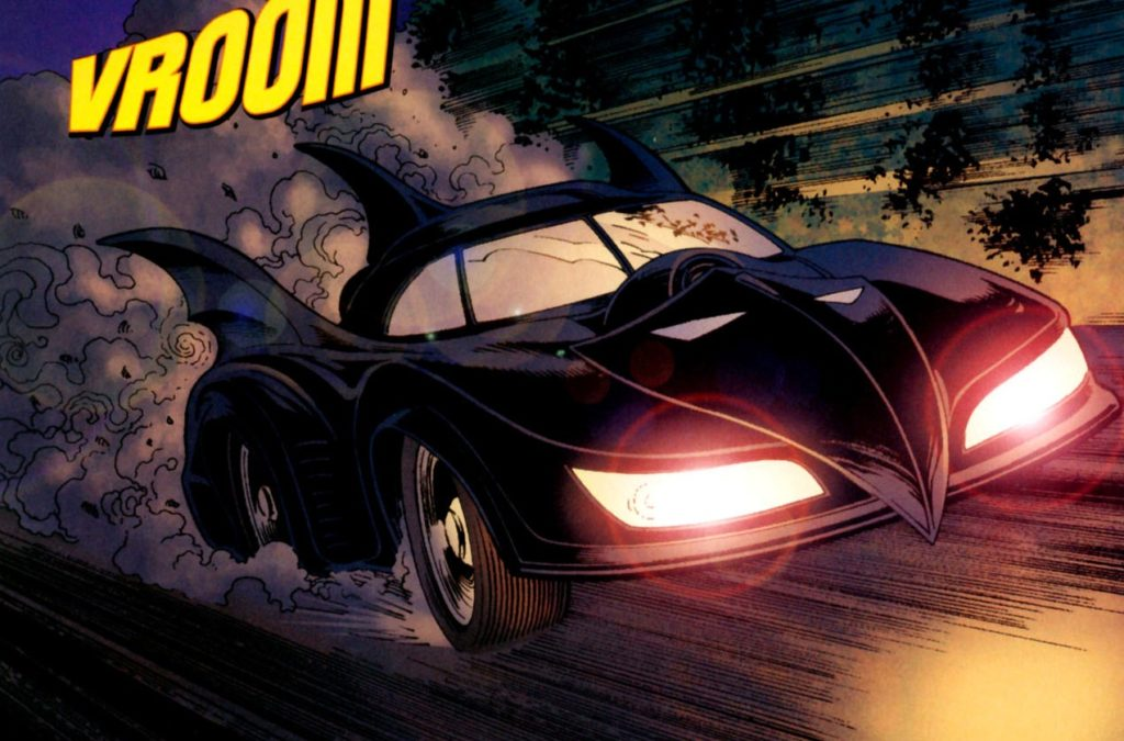 Dossier - La Batmobile à travers les âges 39