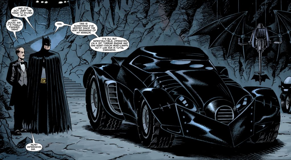Dossier - La Batmobile à travers les âges 41