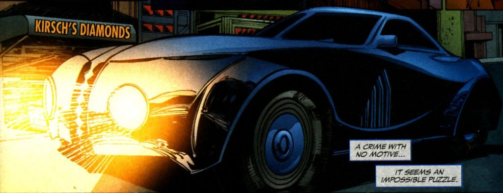 Dossier - La Batmobile à travers les âges 46