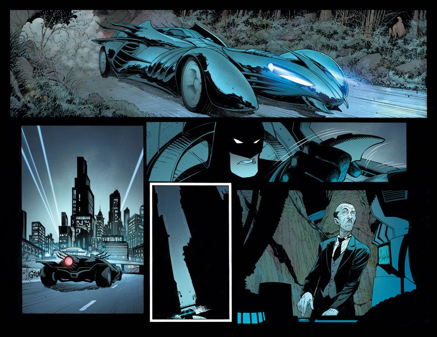 Dossier - La Batmobile à travers les âges 2
