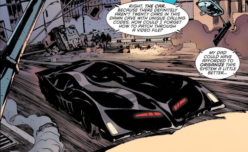 Dossier - La Batmobile à travers les âges 7