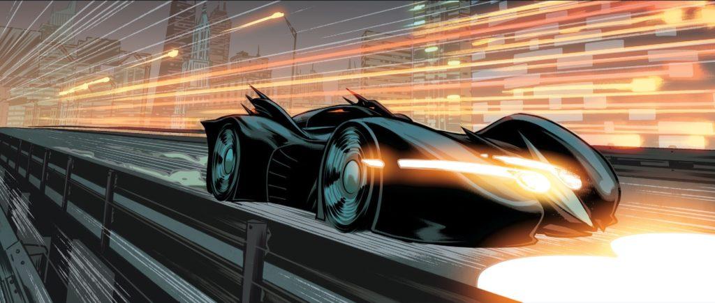 Dossier - La Batmobile à travers les âges 10