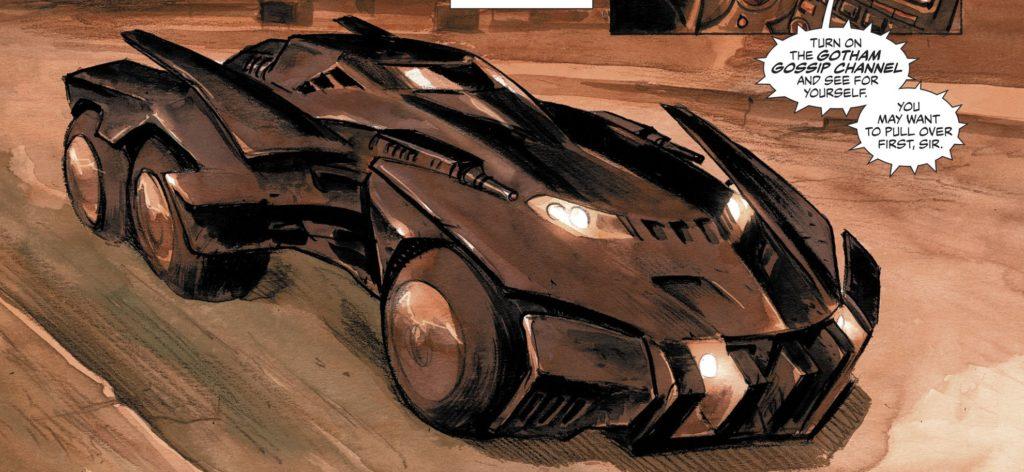 Dossier - La Batmobile à travers les âges 14