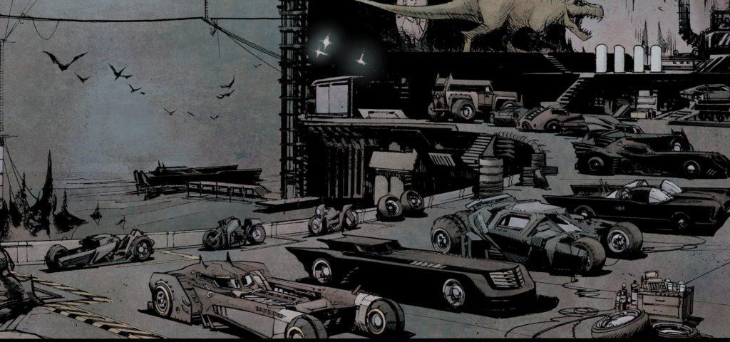 Dossier - La Batmobile à travers les âges 19