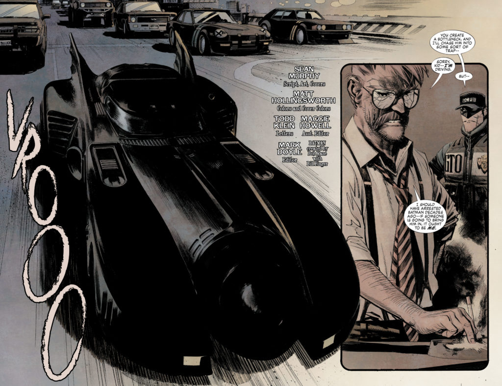 Dossier - La Batmobile à travers les âges 18