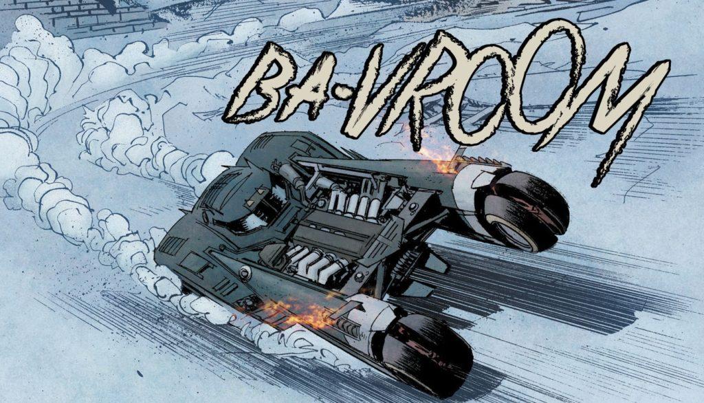 Dossier - La Batmobile à travers les âges 17