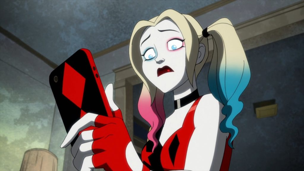 Review TV - Harley Quinn 3