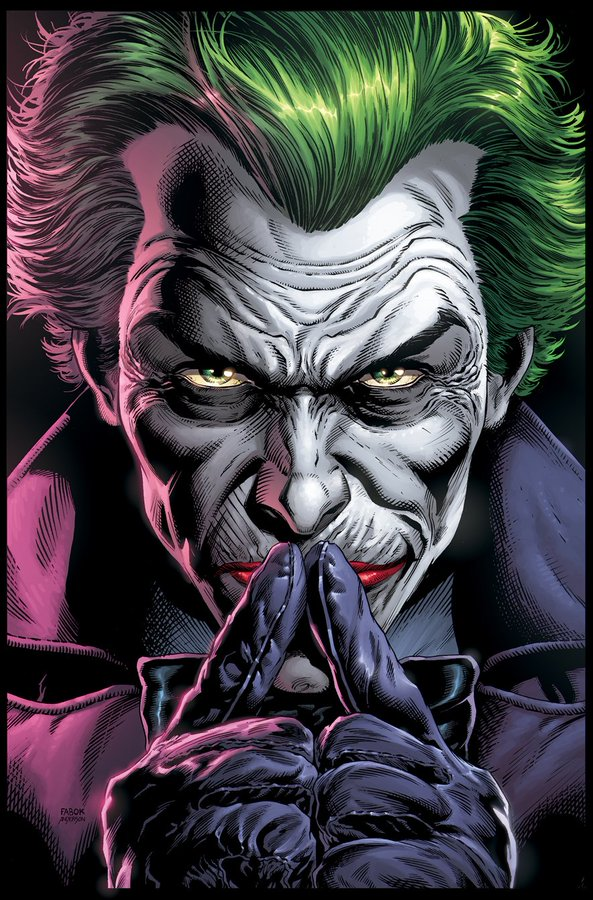 Joker Batman #1
