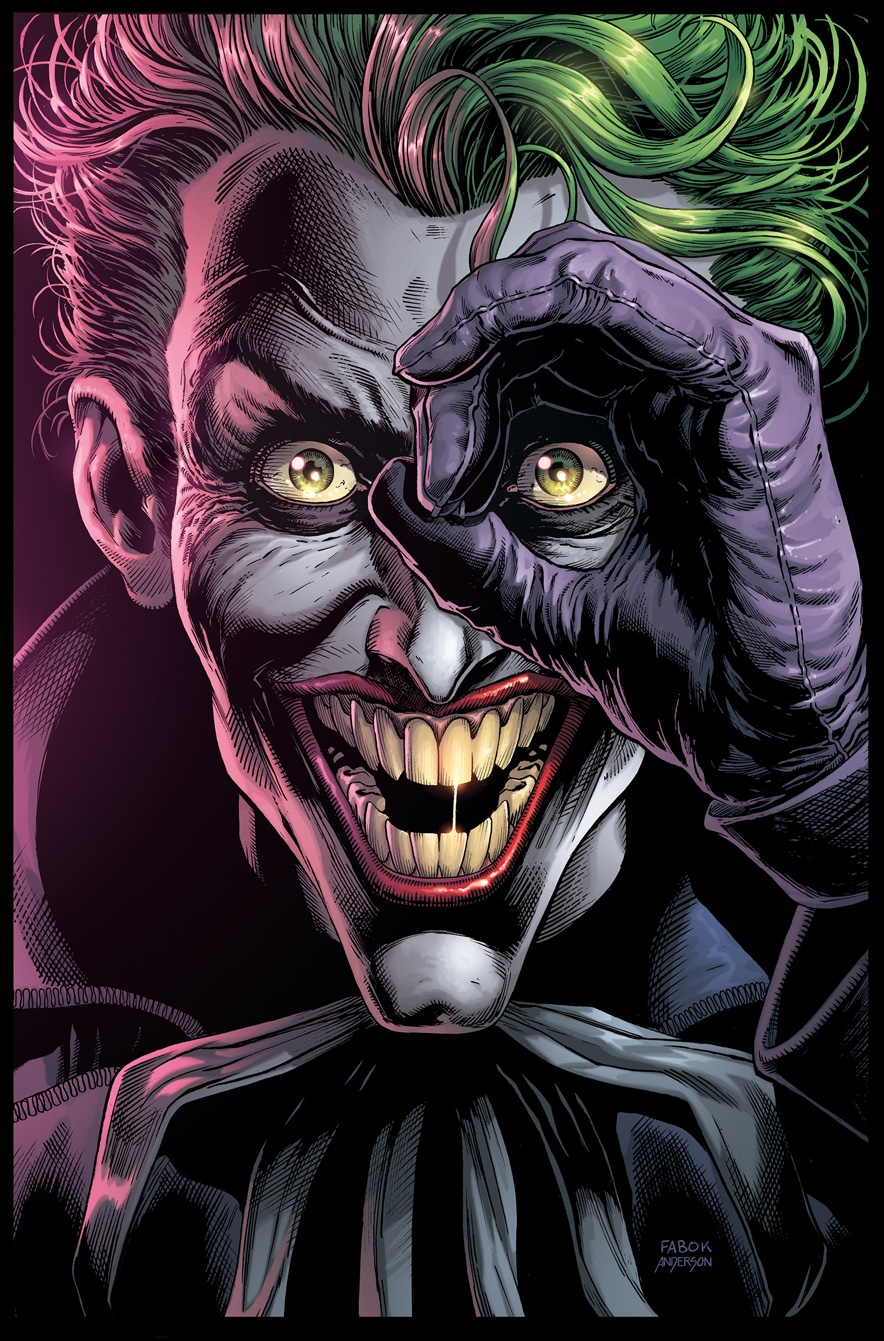 Joker Killing Joke
