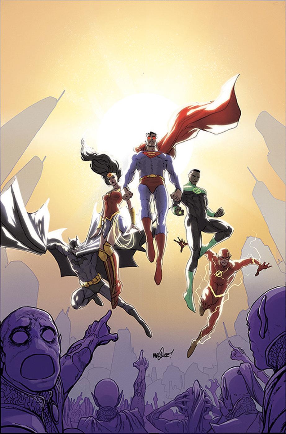 Justice League et Shazam! changent de scénariste 1