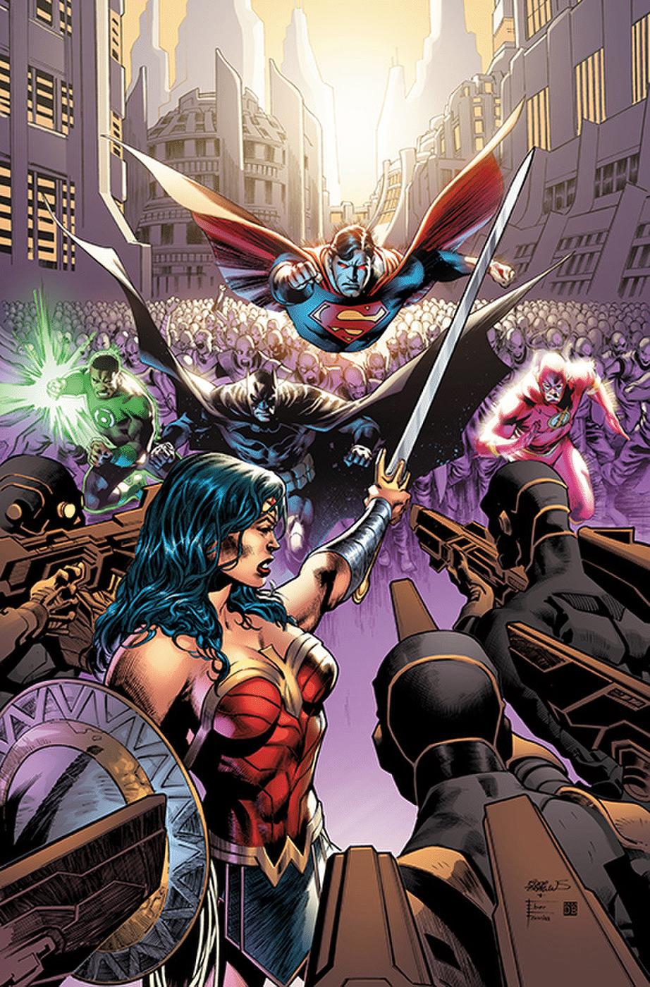 Justice League et Shazam! changent de scénariste 2