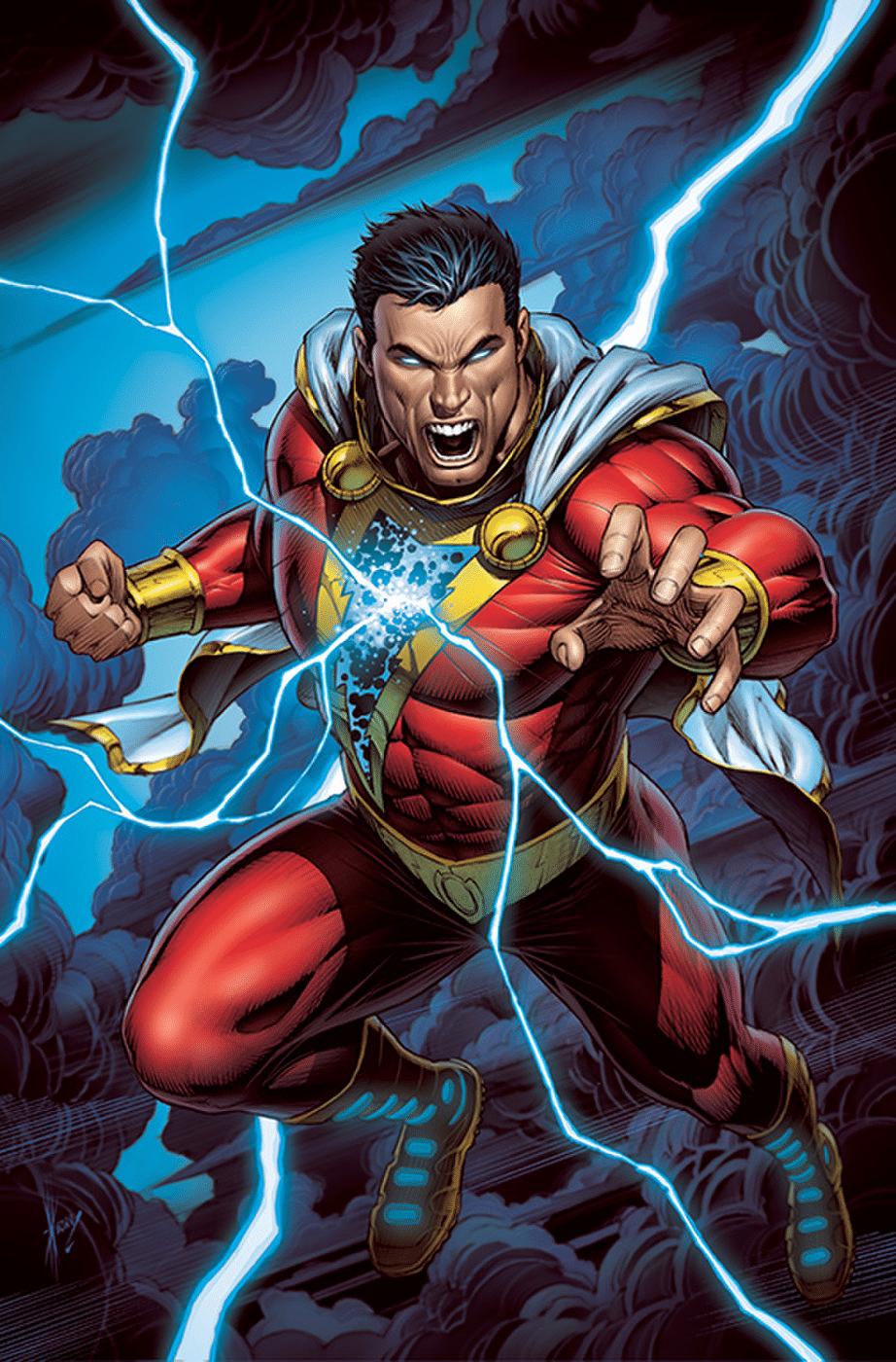 Justice League et Shazam! changent de scénariste 4