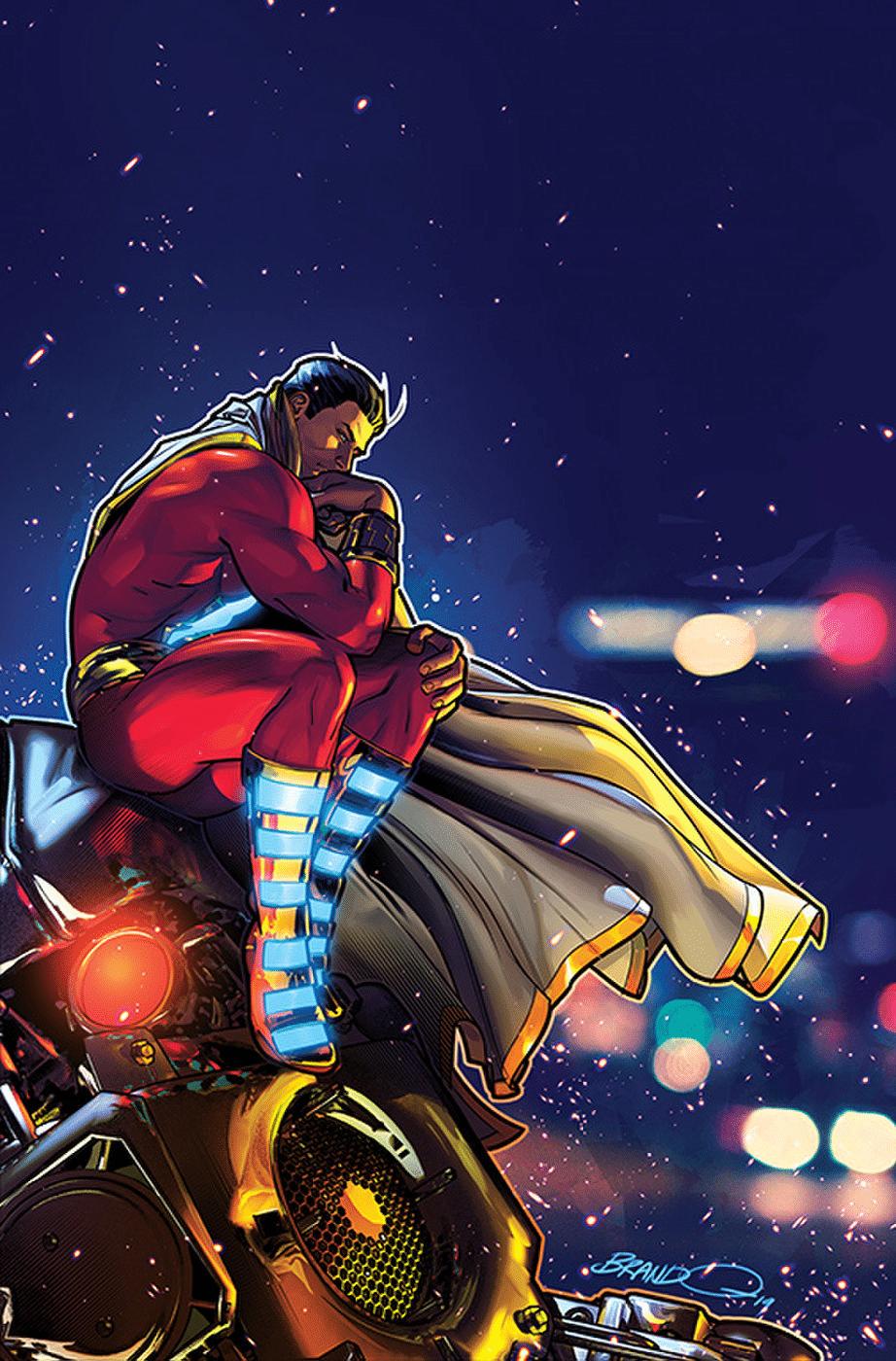 Justice League et Shazam! changent de scénariste 3