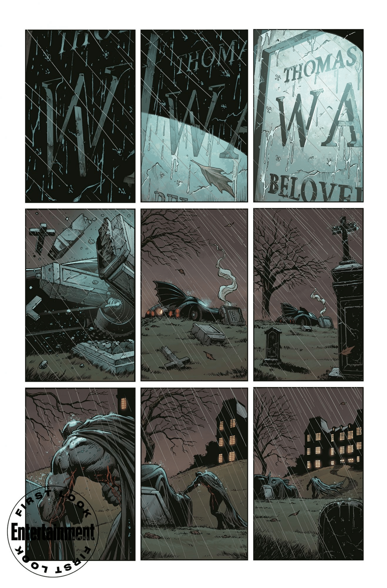 Three Jokers Page 1