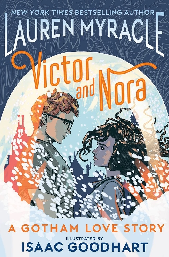 Victor and Nora: le graphic novel sur la jeunesse de Mr Freeze sera disponible le 3/11 1