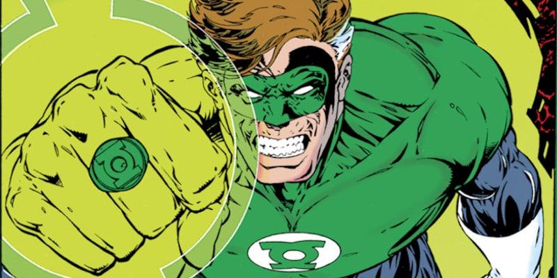 Review VF - Green Lantern : Emerald Twilight 1