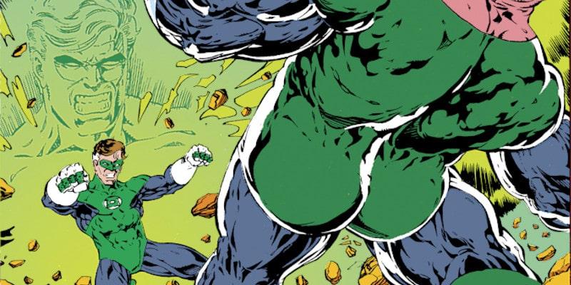 Review VF - Green Lantern : Emerald Twilight 4