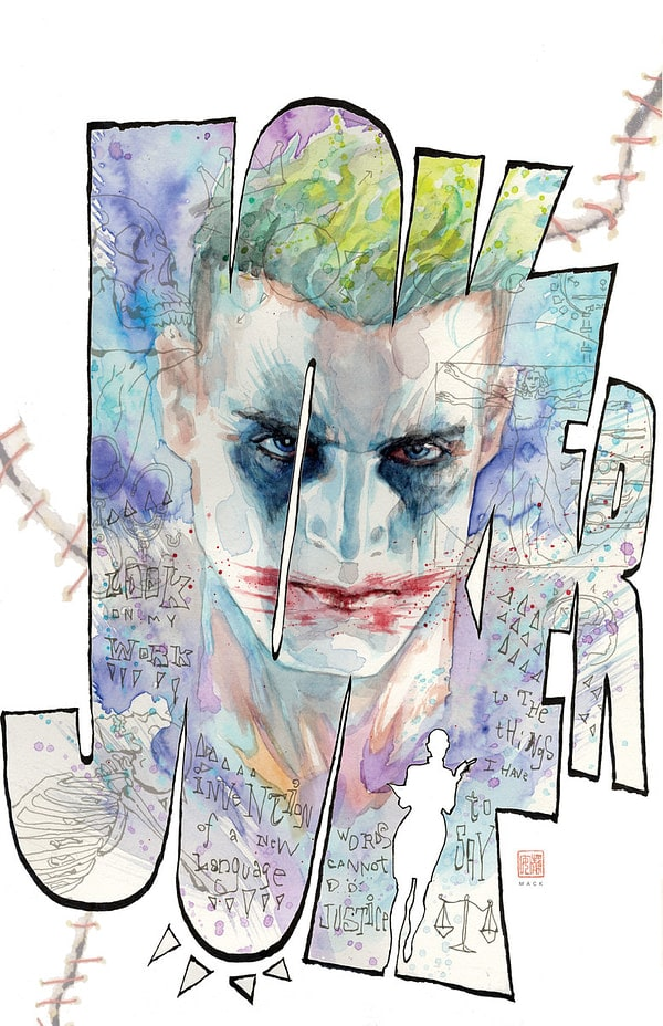Joker/Harley Criminal Sanity Secret Files #1