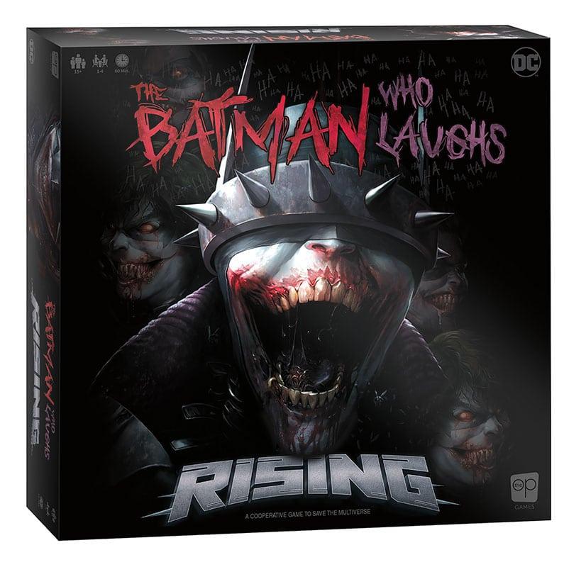 Un jeu de plateau vous proposera de combattre Batman Who Laughs 1