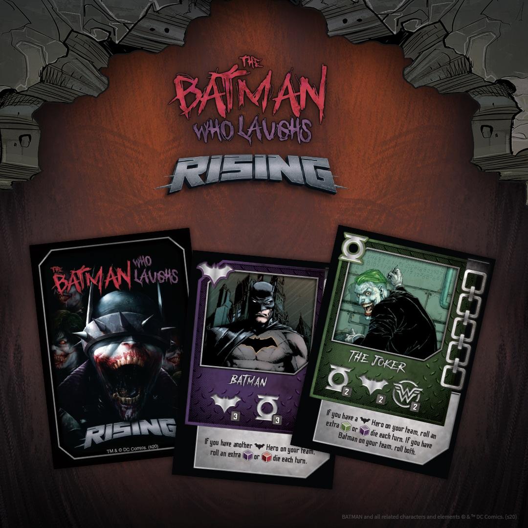 Un jeu de plateau vous proposera de combattre Batman Who Laughs 5