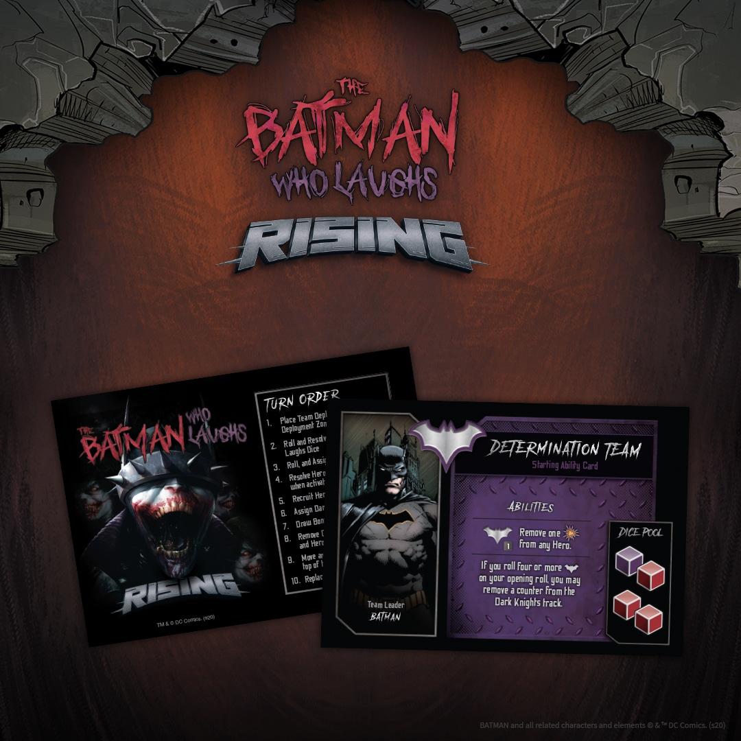 Un jeu de plateau vous proposera de combattre Batman Who Laughs 6