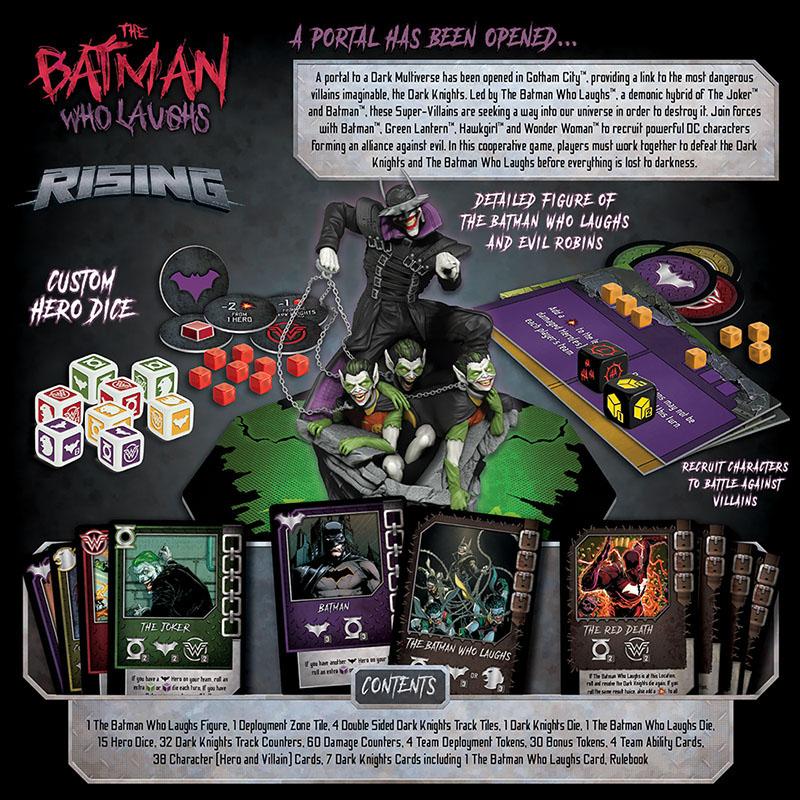 Un jeu de plateau vous proposera de combattre Batman Who Laughs 7