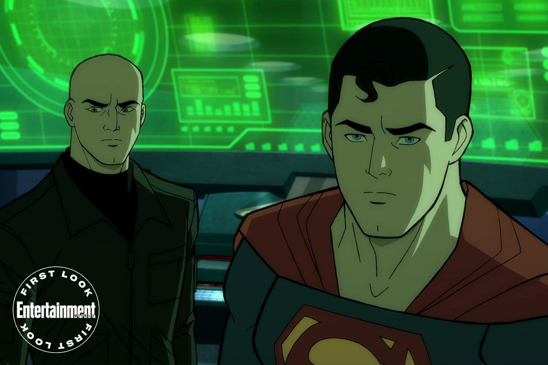 Superman : Man of Tomorrow : un casting et une première image pour le film animé 1
