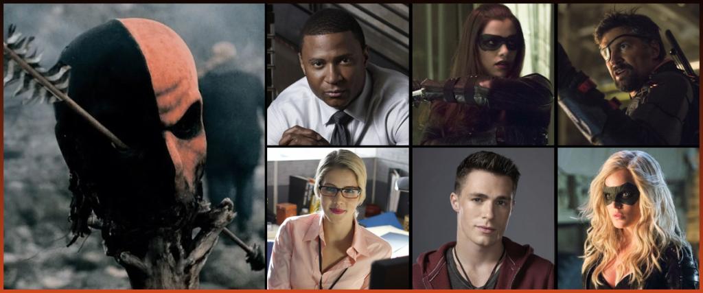 Le casting de Arrow s'étend rapidement