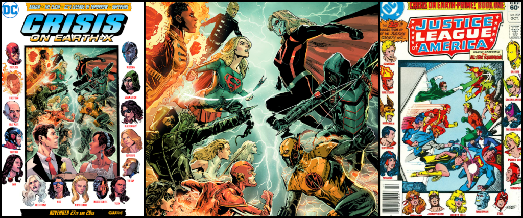 Crisis on Earth-X s'inspire de JLA #207