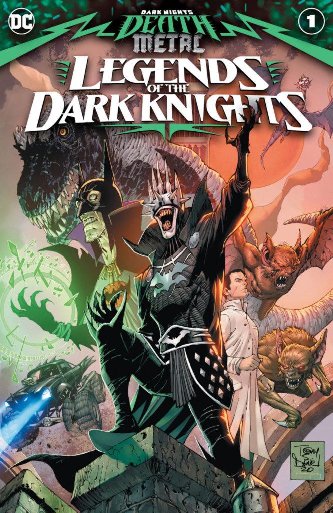 Batman Death Metal tome 1 déjà disponible en novembre chez Urban 2