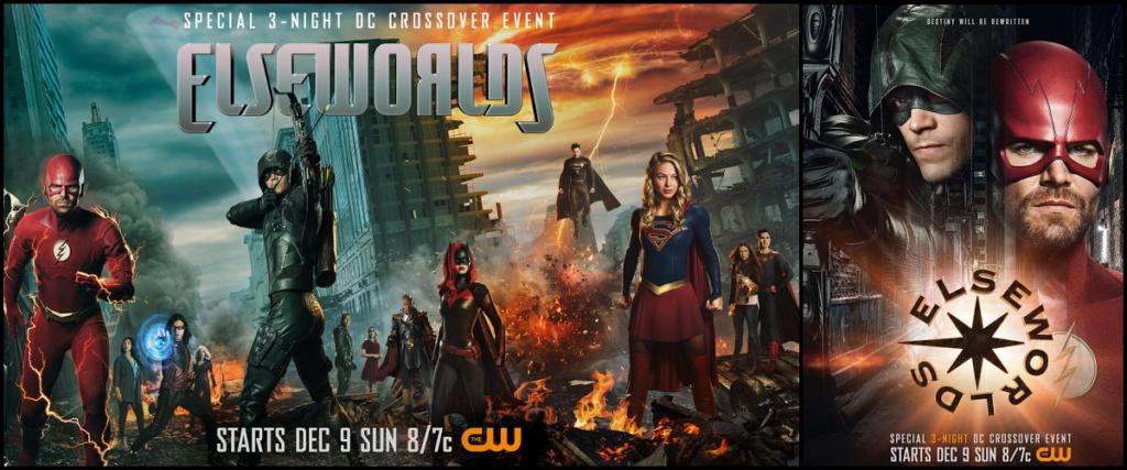 Deux posters pour Elseworlds