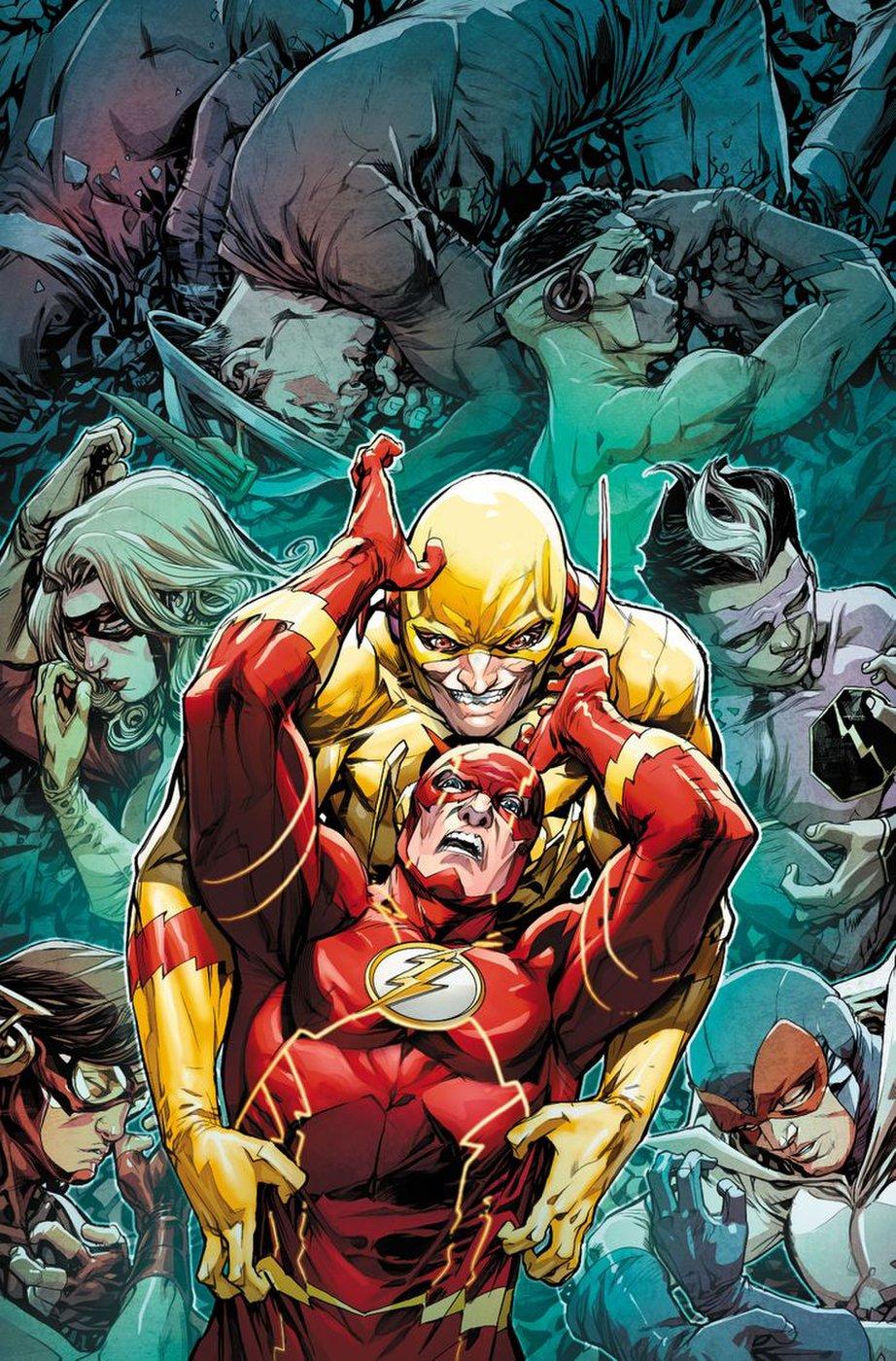 DC annonce Finish Line, dernier arc de Williamson sur Flash 2