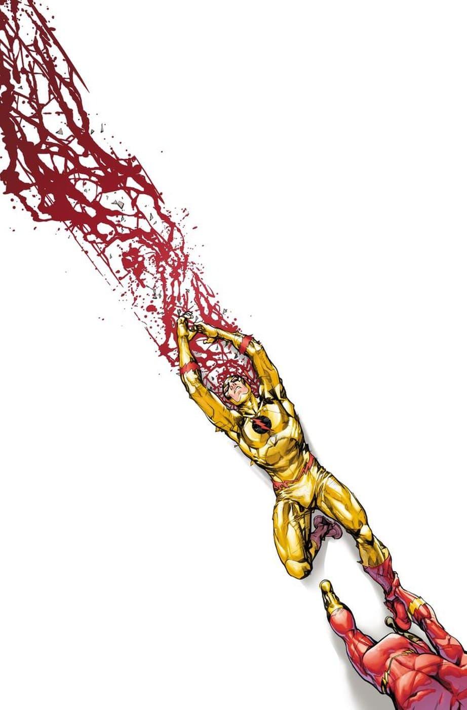 DC annonce Finish Line, dernier arc de Williamson sur Flash 3