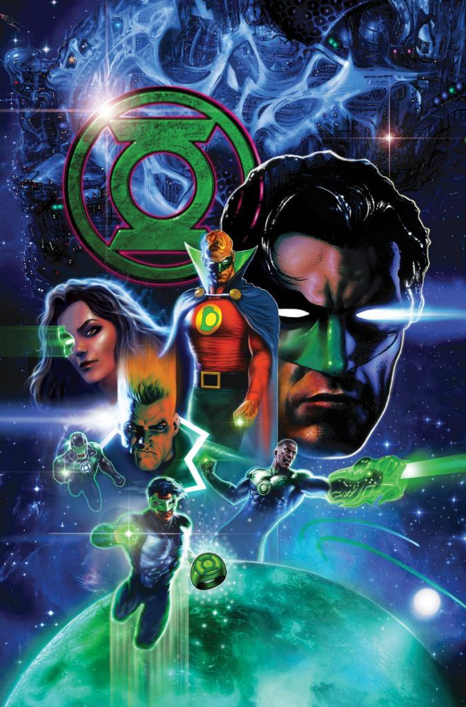 Les équipes créatives et un aperçu de Green Lantern 80th Anniversary dévoilés 1