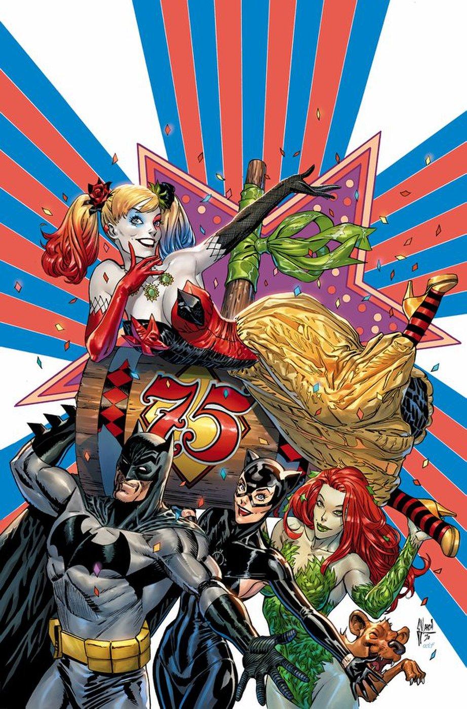 Le titre Harley Quinn s'arrête en août (pour un relaunch) 1