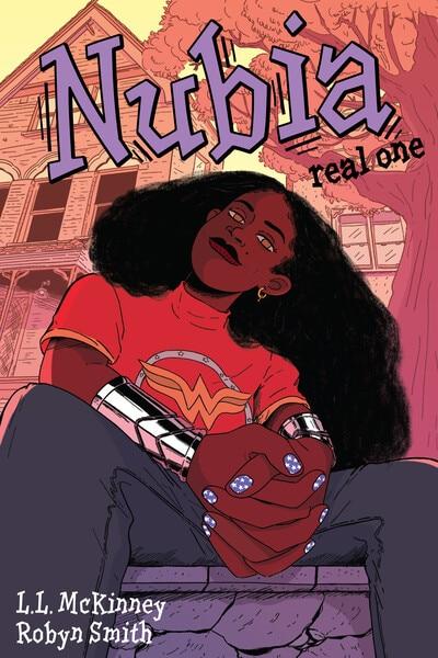 """""""Nubia"""", un roman graphique sur la soeur de Wonder Woman pour 2021 1"""