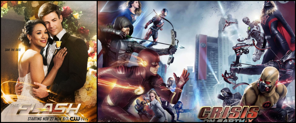 Posters pour Crisis on Earth-X
