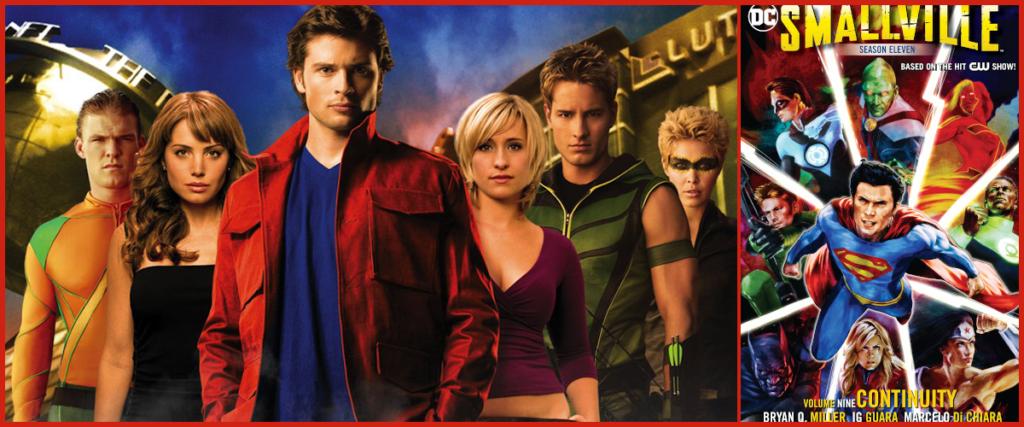 Smallville + Smallville Season 11