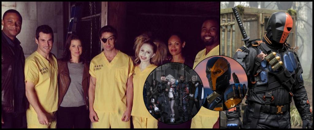 La Suicide Suad et Deathstroke : victimes de Warner Bros