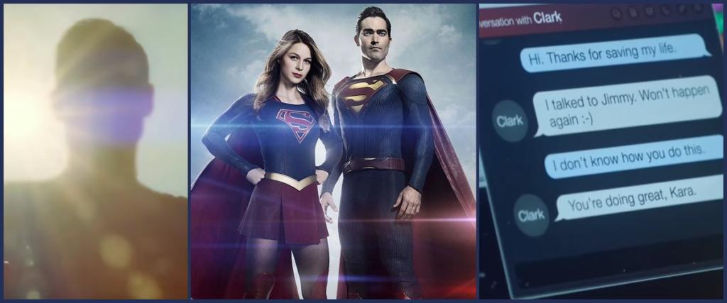 La CW trouve des moyens détournés de faire apparaître Superman dans Supergirl Saison 1