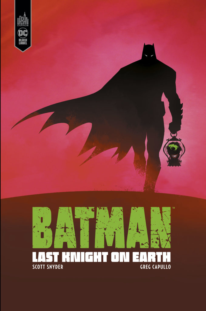 Review VF - Batman : Last Knight on Earth 1