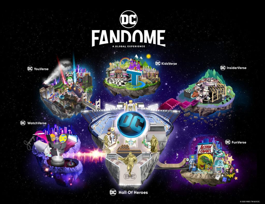 DC Fandome, une convention en ligne sur DC le 22 août 34