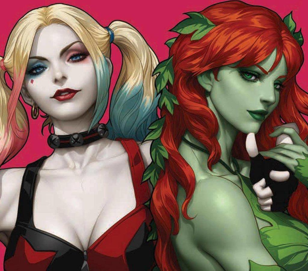 Harley & Ivy sera disponible chez Urban Comics le 13 novembre 2020. 1