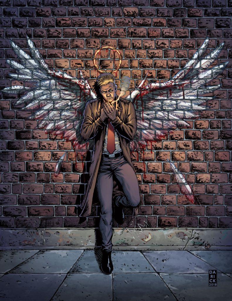 DC annonce Hellblazer : Rise and Fall par Tom Taylor et Darick Robertson 34