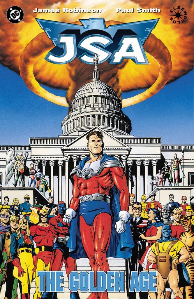 Urban Comics publiera JSA – l'Âge d'Or le 23 octobre 2020 1