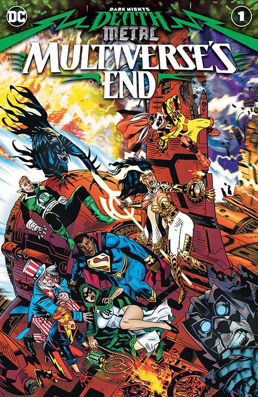 Death Metal : DC annonce Trinity Crisis et Multiverse's End 29