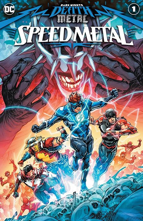 Death Metal : DC annonce Trinity Crisis et Multiverse's End 28